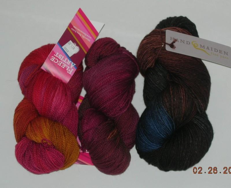 Stitches West Knitting : Wayward Knitting: Stitches West