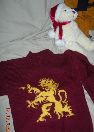 Gryffindorsweater